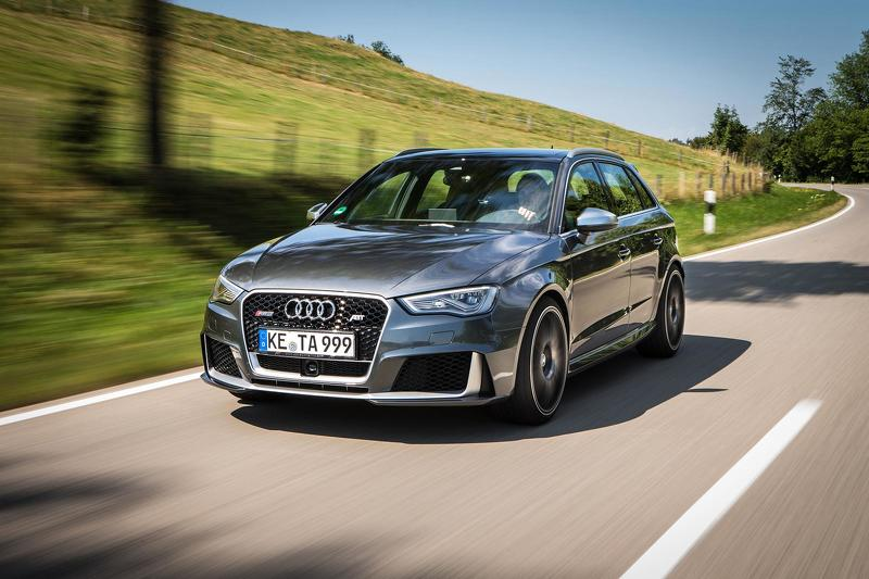 Audi RS3 Sportback tuning / тюнинг ABT Sportsline