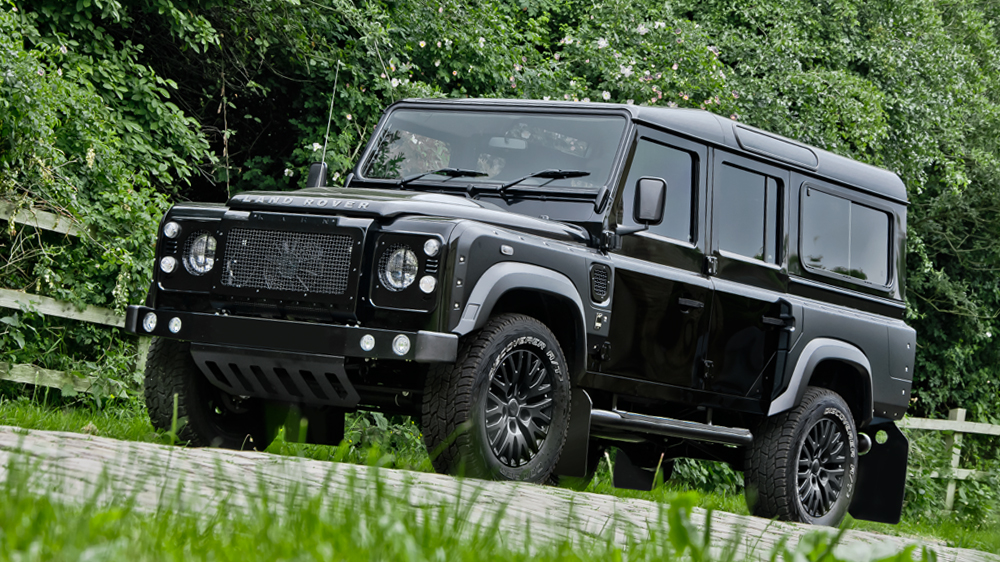 Land Rover Defender tuning / тюнинг Kahn Design