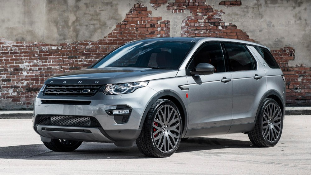 Land Rover Discovery Sport tuning/тюнинг Kahn Design