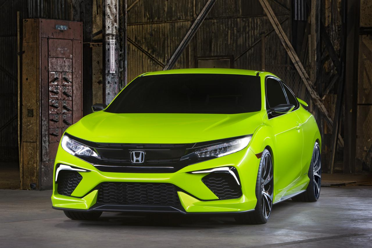 Honda Civic 2016 Concept