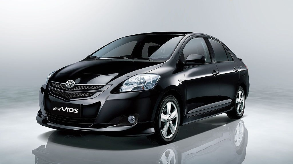 toyota vios (china) 4