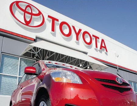Немного о Toyota Motor Corporation