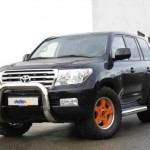 Тюнинг автомобиля Toyota Land Cruiser