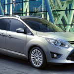 Краш-тест Ford C-Max