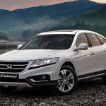 Honda Crosstour new