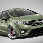 Honda Fit/Jazz 2015