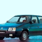 Skoda Favorit 1.3 и газ?